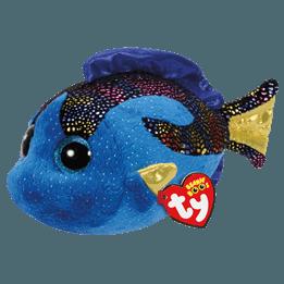 TY, Beanie Boos - Aqua Fisk 23 cm