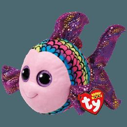 TY, Beanie Boos - Flippy Fisk 23 cm