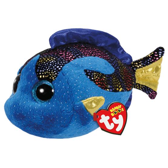 TY, Beanie Boos - Aqua Fisk 15 cm