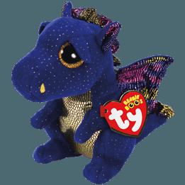 TY, Beanie Boos - Saffire dragon 23 cm
