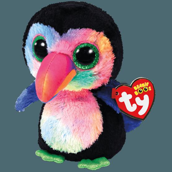 TY, Beanie Boos - Beaks toucan bird 23 cm