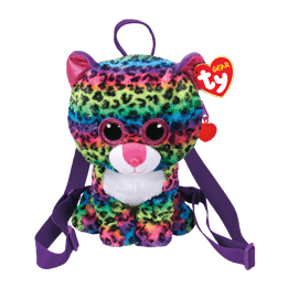 TY, TY Gear - Ryggsäck Dotty Leopard