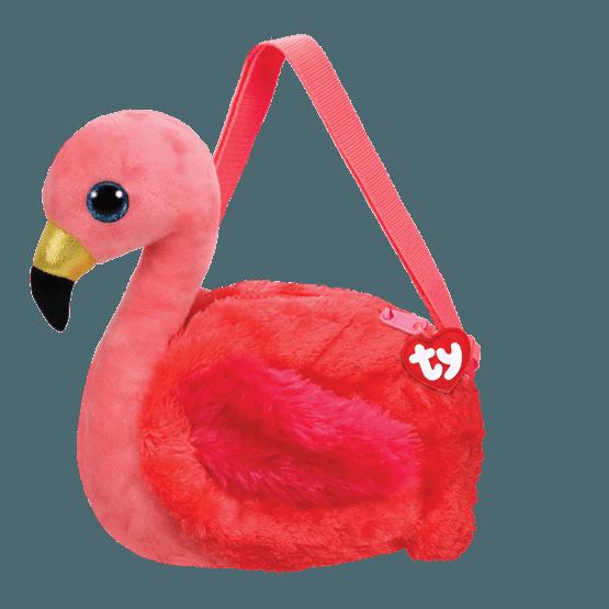 TY, TY Gear - Väska Glida Flamingo