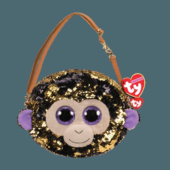 TY, Flippables - Fashion Väska - Coconut