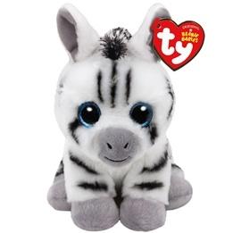 TY, Beanie Babies - Stripes Zebra 23 cm