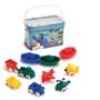 Viking Toys Miniknubbisar Carry-Along Box 10 st
