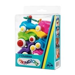 Viking Toys, Miniknubbisar Pastell