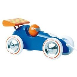 Vilac, Dragbil Racer Blå & Orange