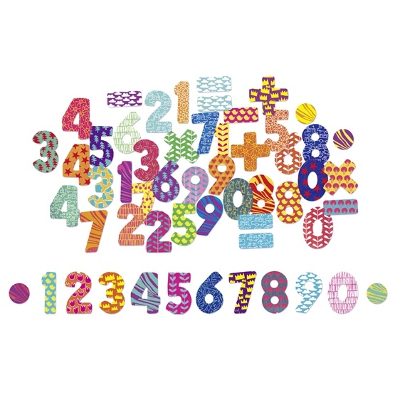 Vilac, Magneter Siffror