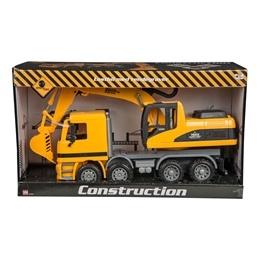 Speed Car, Construction - Lastbil med grävlastare 35 cm