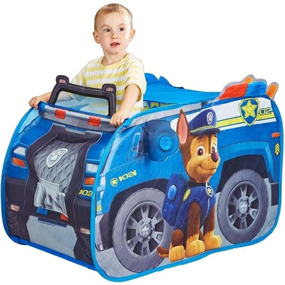paw patrol lekt lt chase 39 s truck. Black Bedroom Furniture Sets. Home Design Ideas