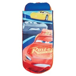 Disney Cars 3, ReadyBed 2in1 - Sovsäck & luftmadrass