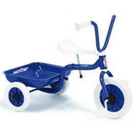 Winther Klassisk Trehjuling (Blå)