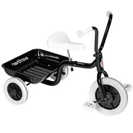 Winther Klassisk Trehjuling (Svart)