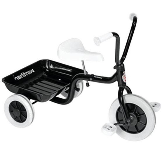 Winther, Klassisk Trehjuling, Svart