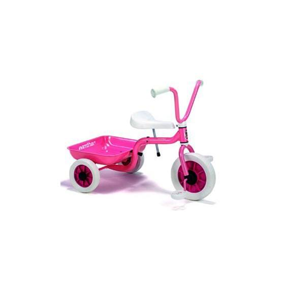Winther Klassisk Trehjuling (Cerise)