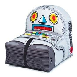 Woouf, Robot Bean bag