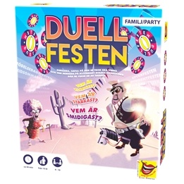 Alf Spel, Duellfesten