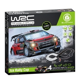 WRC, Ice Rally Cup 3,5 meter