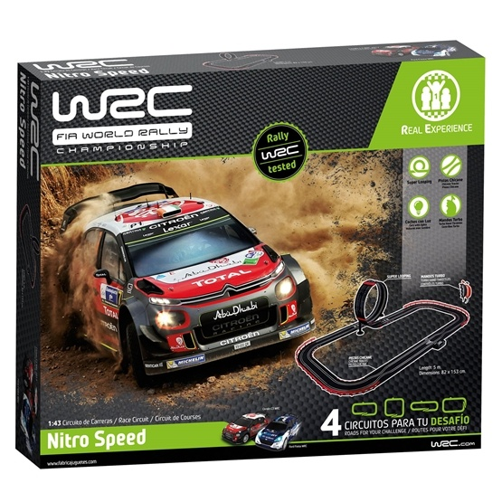 WRC, Nitro Speed 4,5 m