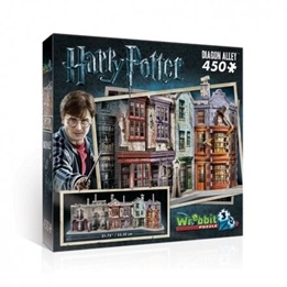 Harry Potter, Pussel Diagon Alley 450 bitar