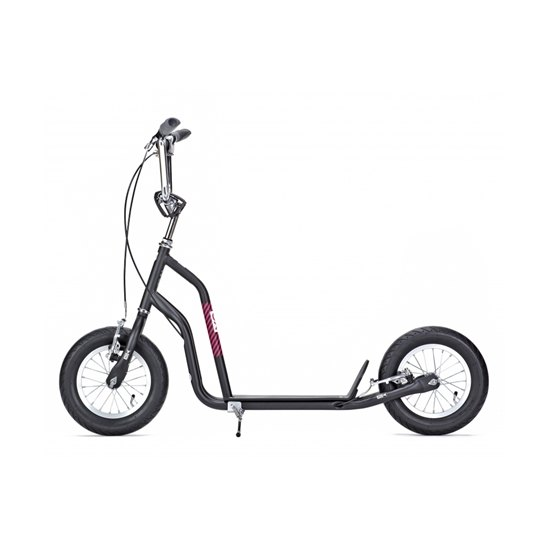 Yedoo, Sparkcykel OX, Svart/magenta