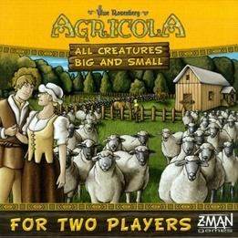 Agricola: All Creatures Big and Small (Eng)