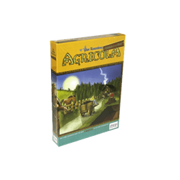 Agricola: Farmers of the Moor (Exp.) (Eng)