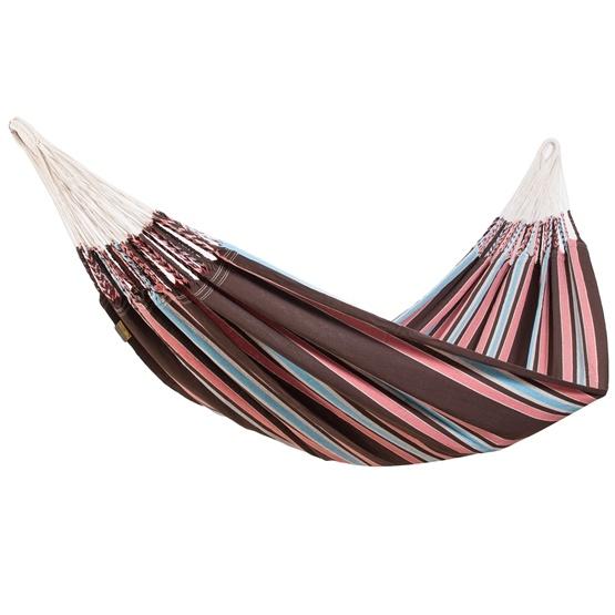 Hamaca - Cayo dubbel-hängmatta - Mocca