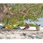 Hamaca - Iguana Hängstol - Olive - Normalstora
