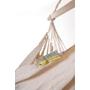 Hamaca - Knit Hängstol - Vit - Stora