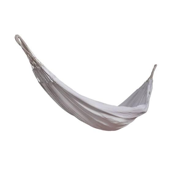 Hamaca - Knit dubbel-hängmatta - Vit
