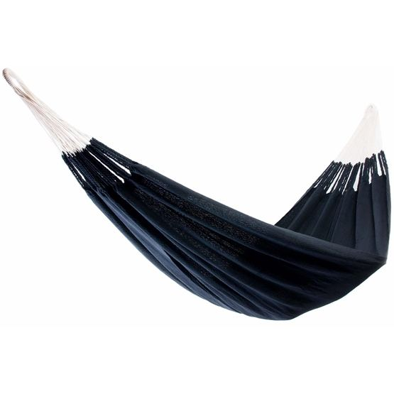 Hamaca - Knit singel-hängmatta - Black