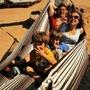 Hamaca - Raya familje-hängmatta - Natural