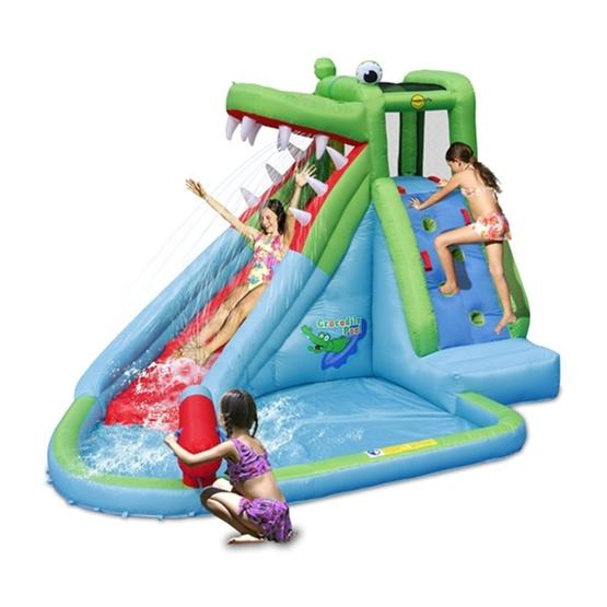 HappyHop - Hoppborg - The Crocodile Pool