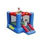 HappyHop - Hoppborg - Slide and Hoop Bouncy Castle