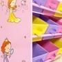Förvaringslådor - Prinsessa