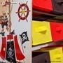 Förvaringslådor - Pirat