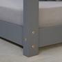 Hussäng 80x160 cm (Grå)