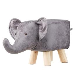 Stol - Elefantstol - Grå