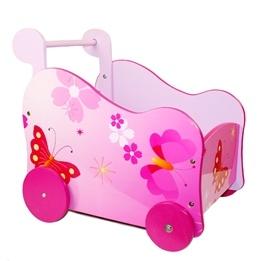 Dockvagn - Fjärilar