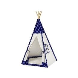 Howa - Tipi Tent - Tom - Vitt/Blått
