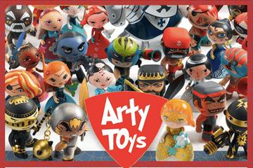 Arty Toys - Actionfigurer för alla åldrar