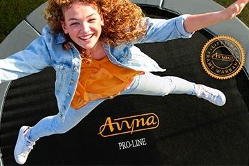 Avyna - Högkvalitativa studsmattor och fotbollsmål