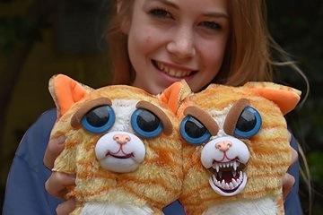 Feisty Pets -Elaka gosedjur för pranks och lek