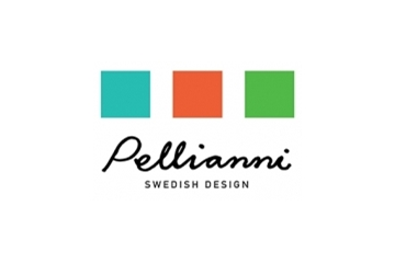 Pellianni - Gosedjur med design av Karin Mannerstål