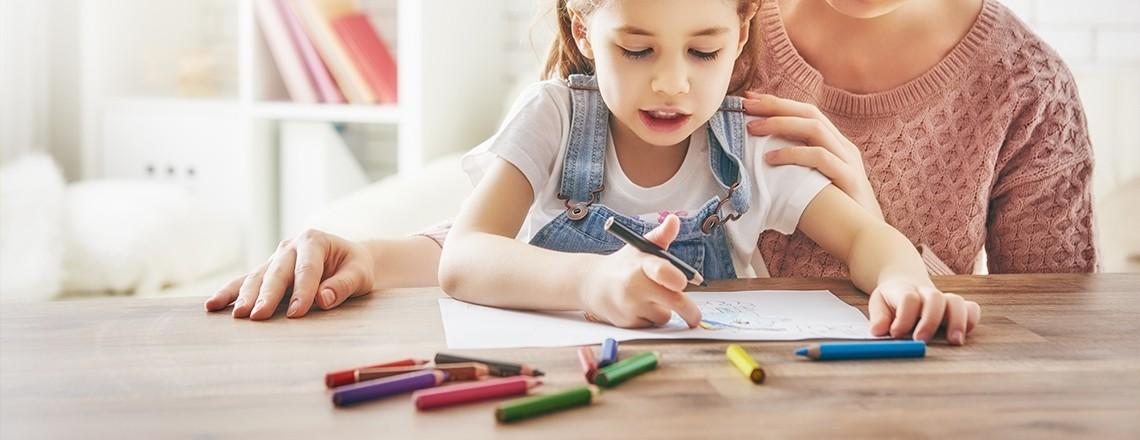 Pyssla & Måla för barn