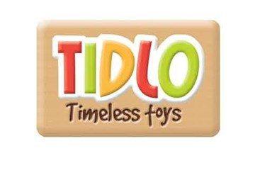 Tidlo - Fantastiska träleksaker
