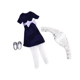 Lottie - Dockkläder - Blue Velvet