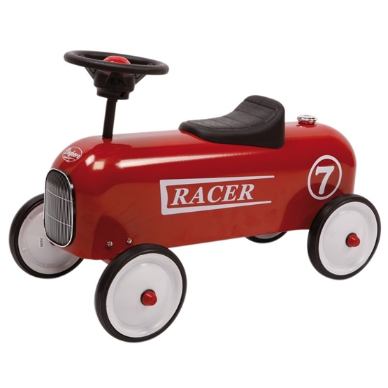 Baghera -Sparkbil - Racer Red